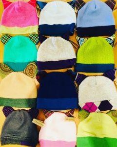 Cashmere Kiddo Critter Hats