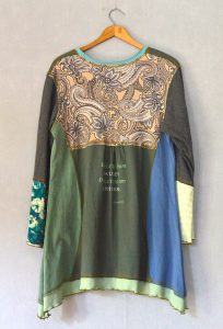 Food & Thought ORIG TUNIC Long Slv - L