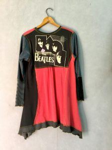 The Beatles ORIG TUNIC Long Slv - M