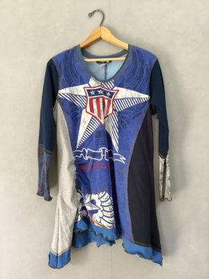 Bravery & Honor ORIG TUNIC Long Slv - M