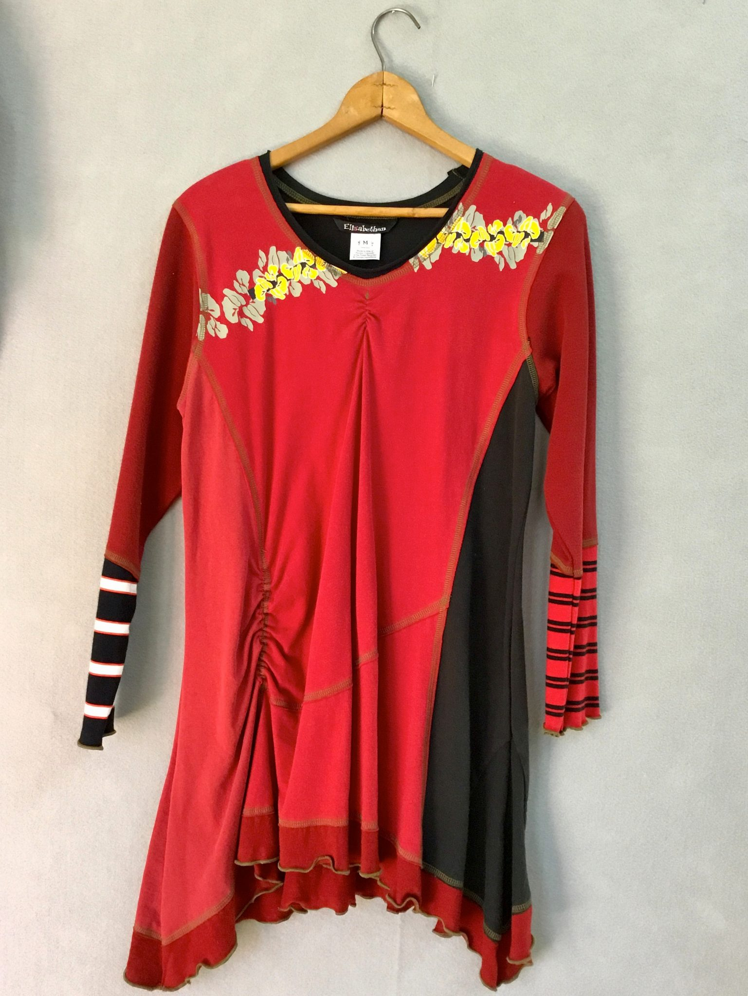 The Rolling Stones ORIG TUNIC Long Slv - M