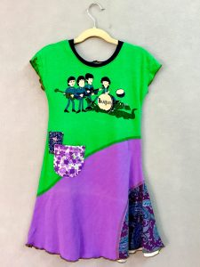 Beatles Girls Dress - M