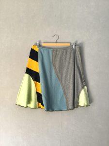 Rugby Stripe SWISH SKIRT - L