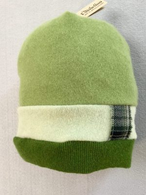 CASHMERE SLOUCH HAT -