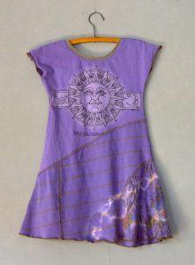 Sun, Moon & Stars Dress - L
