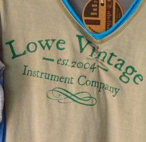 Lowe Vintage ORIG TUNIC Long Slv - L